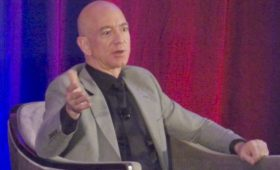 Bezos and humanity's future beyond Earth