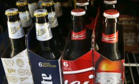 AB InBev predicts strong growth after solid end to 2018
