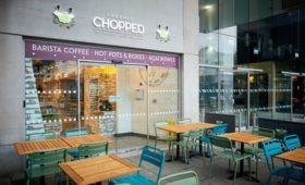 Freshly Chopped opens first UK outlet in Manchester
