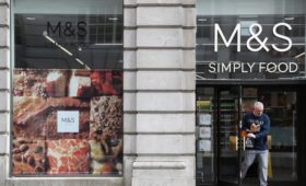 M&S pays £750m to seal Ocado online food tie-up deal