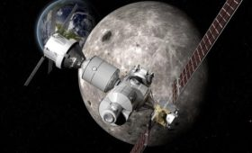 The Lunar Orbital Platform-Gateway: an unneeded and costly diversion