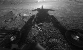 Historic Opportunity Rover Mission on Mars Comes to Silent End