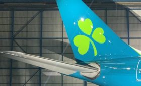 Aer Lingus operating profits soar by almost 14%