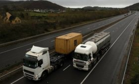 Road freight tonnage rises by 10.6% in Quarter 3 – CSO