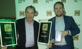 Gin-credible! Double win for Kerry gin at global awards