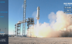 Blue Origin Launches 10th Mission, Aims for First Crewed Flight Late This Year