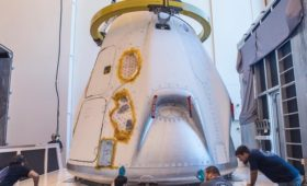 When will commercial crew launch?