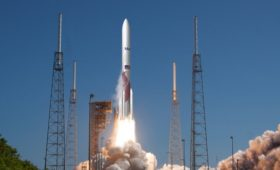 A liftoff at last for a rocket engine agreement