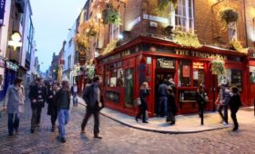Increase in number of visitors to Ireland in January