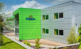 Kingspan posts 19% increase in revenue for 2018