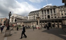 No change from Bank of England on UK rates