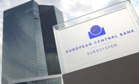 Euro zone business lending rebounds in February