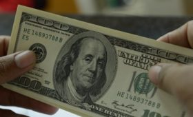 US trade deficit drops by 15% in January