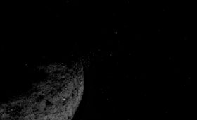 OSIRIS-REx Finds Plumes and Other Surprises on Asteroid Bennu