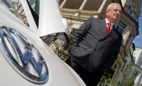 SEC sues Volkswagen and former CEO Winterkorn