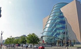 Convention Centre voted best overseas conference centre