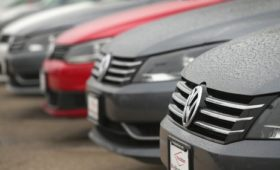 New car sales down 14.1% in February