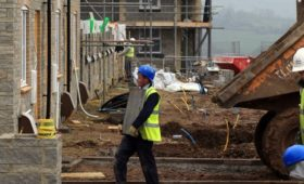 UK construction activity sees first fall in 11 months