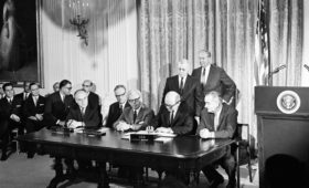The Outer Space Treaty at 50: An enduring basis for cooperative security