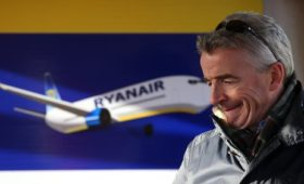 Ryanair triggers Brexit plans on shareholder rights