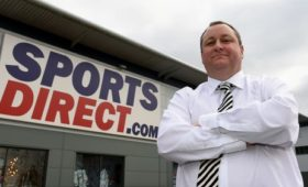 Mike Ashley lashes out at Debenhams' advisors