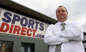 Mike Ashley lashes out at Debenhams' advisors