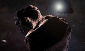 Next Christmas in the Kuiper Belt