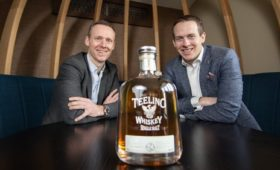 Teeling Whiskey makes Irish whiskey history