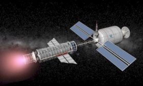 Giving a push for in-space propulsion