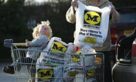 Morrisons confident on prospects as profit rises