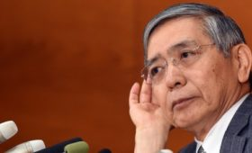 Bank of Japan gloomier on economy but maintains policy