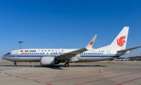 Chinese carriers suspend use of Boeing 737 MAX 8