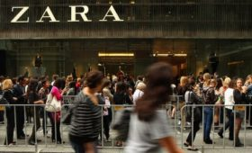 Zara owner Inditex reports 2% rise in profits
