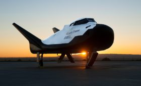 Dream Chaser Clears Another NASA Review for Inaugural 2021 Launch