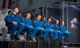 The last astronaut class?