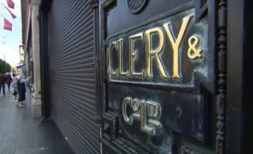 Court case over dismissal of charges in Clerys starts