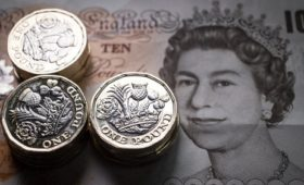 Sterling falls as pressure grows on May to step down