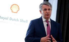 Shell's boss sees pay more than double to over €20m