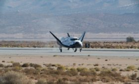 A landing lifts Dream Chaser's prospects