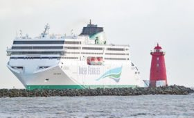 ICG's profits sink after ferry schedule disruptions