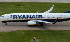 Ryanair's passenger figures fly 9% higher in February