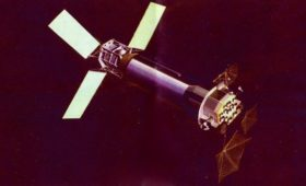 And the sky full of stars: American signals intelligence satellites and the Vietnam War
