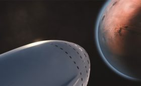 A legal look at Elon Musk's plans to colonize Mars
