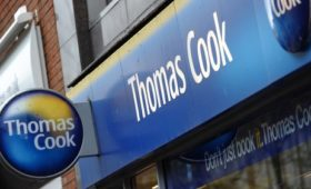 Hundreds of jobs to go as Thomas Cook shuts 21 stores