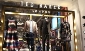 Ted Baker posts first annual profit drop since crisis