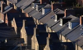 Mortgage rules and Brexit cause Dublin homes price fall