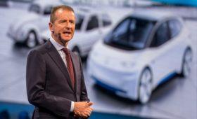 Volkswagen accelerates electric car push