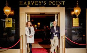 Harvey's Point hotel sold to Davy Real Estate