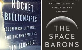 Reviews: Rocket Billionaires and The Space Barons