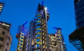 Lloyd's of London suffers £1 billion loss in 2018